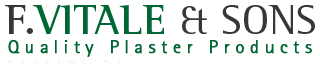 F. Vitale & Sons :: Quality Plaster Products